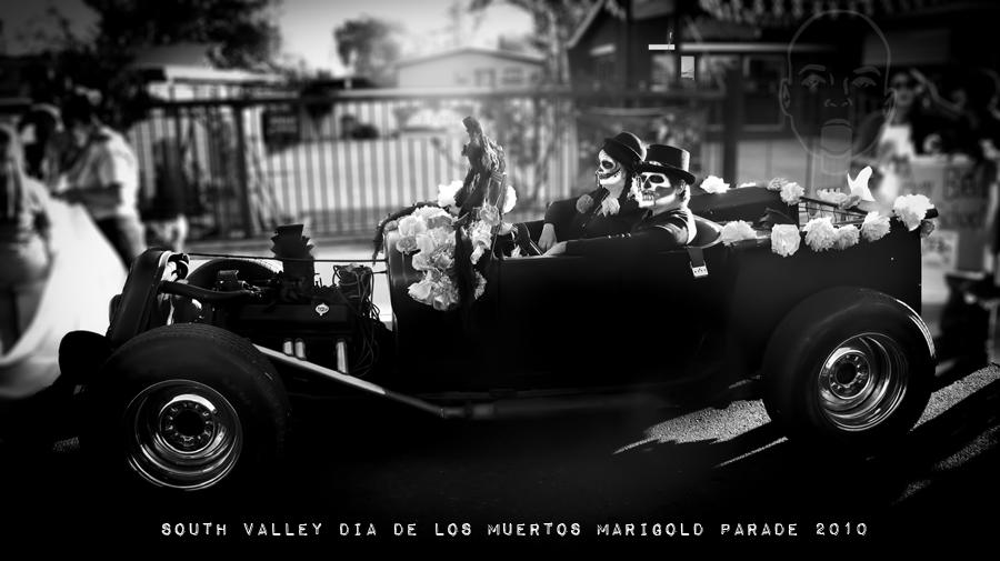 2010 Muertos y Marigold Parade